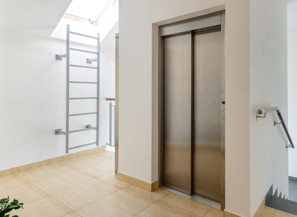 X10 home elevator