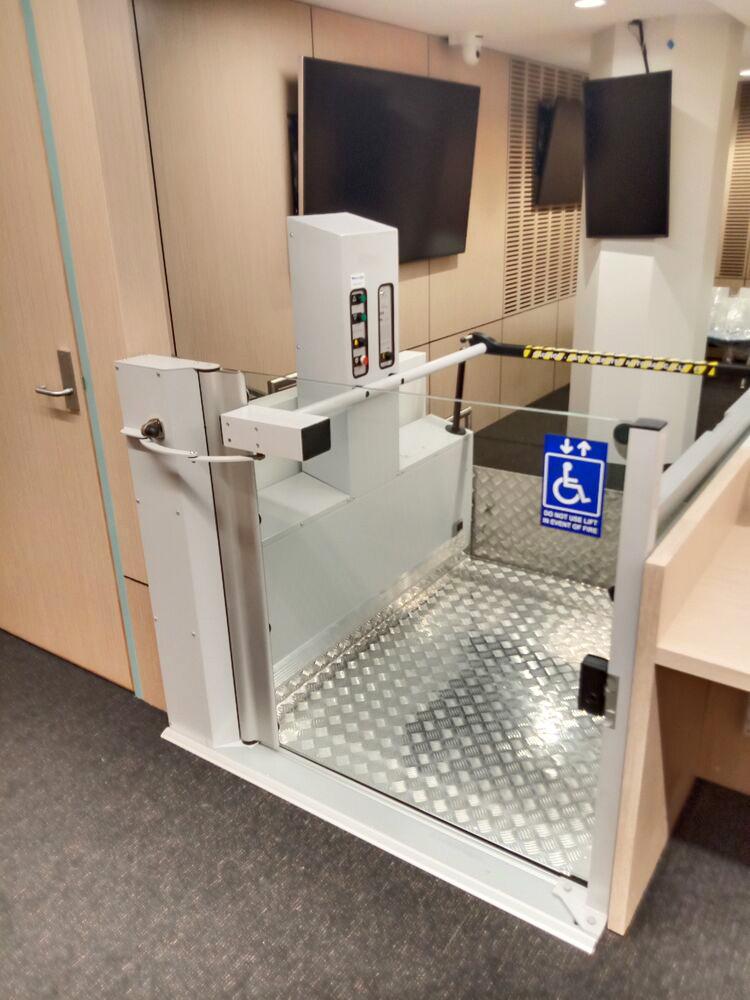 Ascensa Platform Wheelchair Lift LIverpool