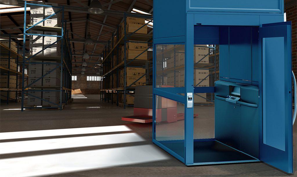 Flex-e Goods Commercial Lift