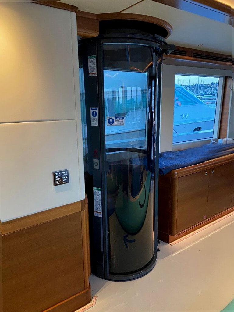 Marine Elevator Sydney