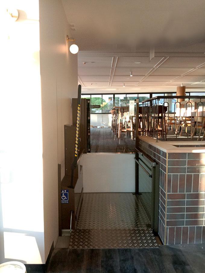Ascensa Wheelchair lift Campbelltown NSW 4