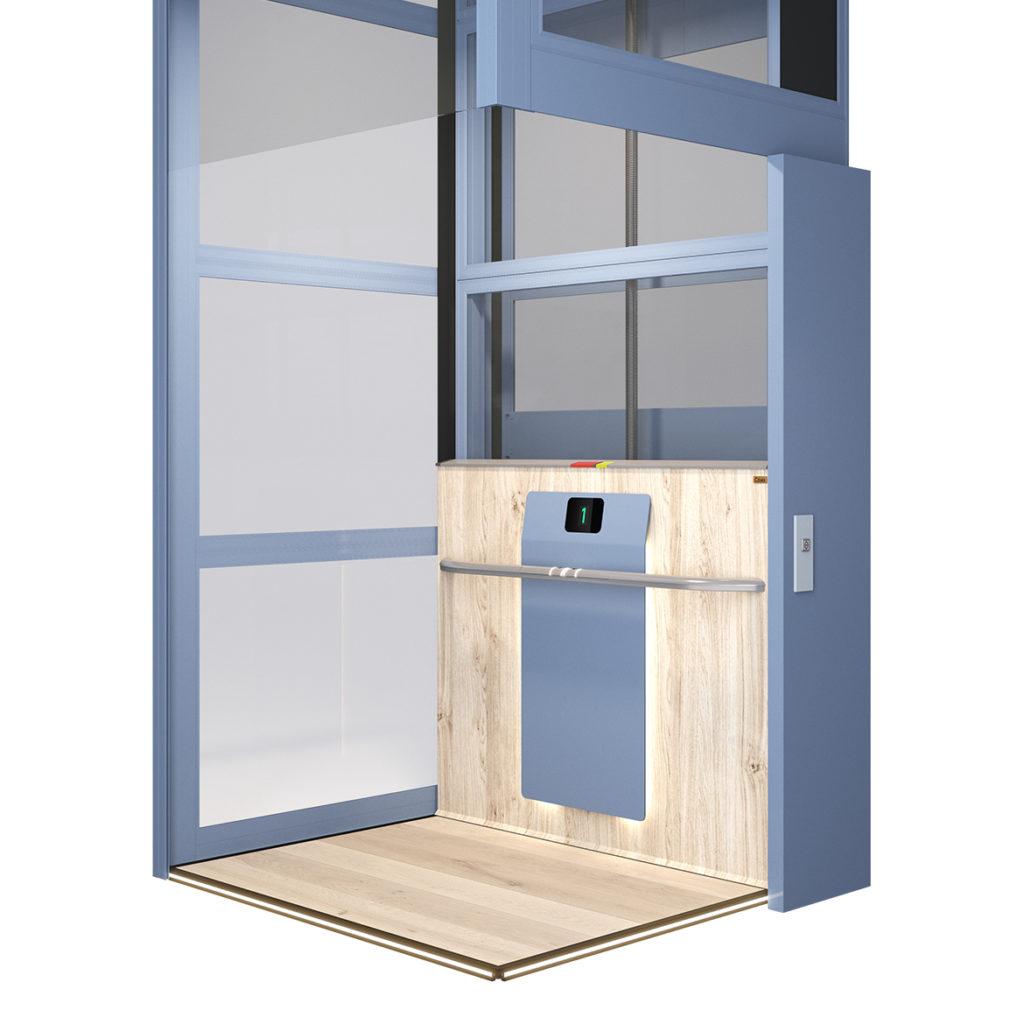 lift floor 1