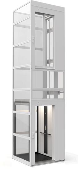 flex-e ci residential lift