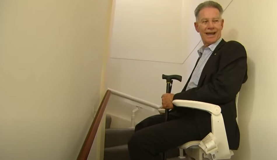 stairlift current affairs