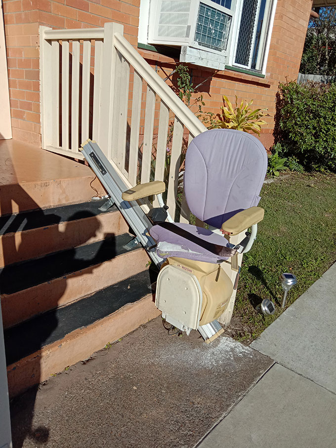 stairlift queensland for replacement