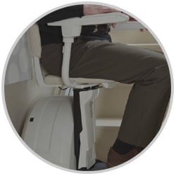 stairlifts maximum weight upgrade