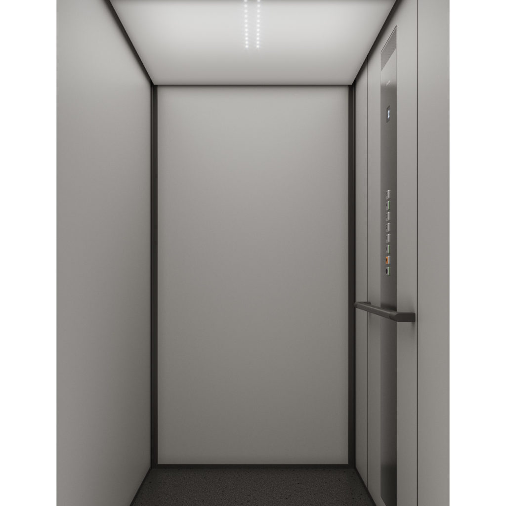 Button Controls for home lifts Cibes C1