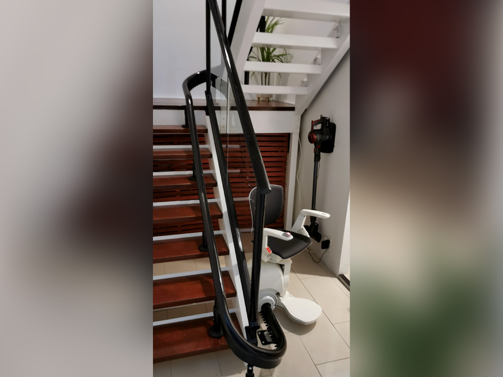 stairlift Scarborough Qld installed