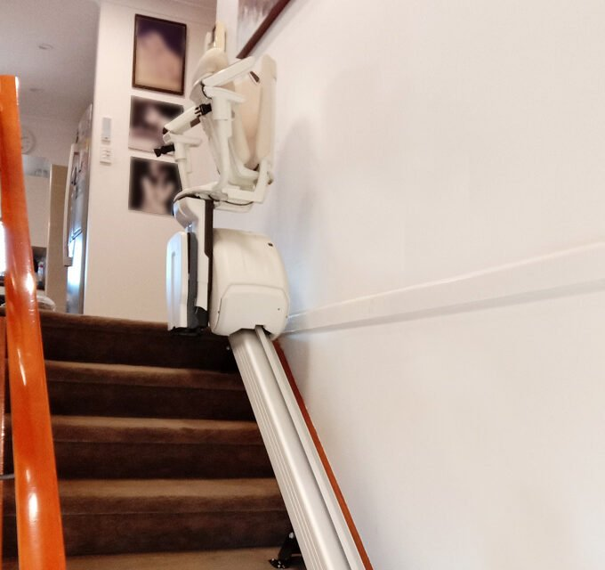 stairlift queensland install