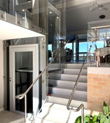 commercial lift lake macquarie